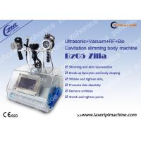 Quality Home Use sonic Cavitation Body Slimming Machine , Fat Burning Machine wholesale