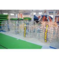 Quality Adult Sized TPU Inflatable Bumper Ball For Bubble Football Court wholesale