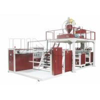 Quality Vinot Brand 3800kg - 6000kg/24H High Speed Air Bubble Film Machine HDPE / LDPE Material Model No. DY-2000 wholesale