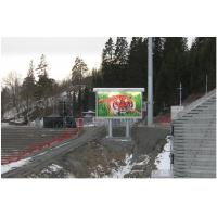 Buy cheap P10 Full Color Led Advertising Displays Screen With High Resolution product
