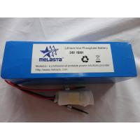 Quality Lithium Polymer Battery Pack 24V 10ah E-Bike Battery (24V 10AH) wholesale