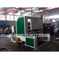 Cheap Multi Color Flexographic Printing Equipment Flexo Print Machine With Tension for sale