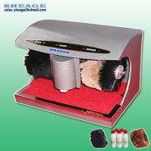 China Shoe Cleaner, Shoe Polisher, Automatic Polisher, Sensitive Shoe Polishing Machine, SHE-G102 on sale