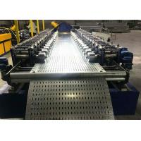 Quality Perforated Cable Tray Making Machine With Adjustable Cantilever Mill Stands wholesale