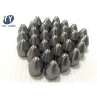 Buy cheap Many Kinds Carbide Mining Tips Tungsten Carbide Button Bits For Rock Drill Bits from wholesalers