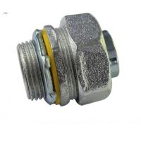 Quality Standard Steel Ferrules / Malleable Iron Fittings Slim Diameter Compact Design wholesale