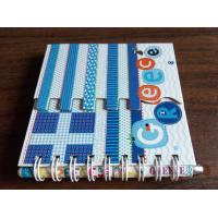 China Personalized Wire O Binding Book Printing FSC Approved For Photo Book on sale