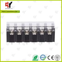 Quality UL94V-0 Connector Terminal Block 7.62mm Spacing 2P - 24P Pole PA66 wholesale