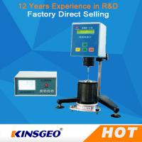 Cheap Small screen LCD, English display High Temperature Automatic Viscosity Testing Equipment for sale