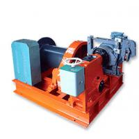 Quality Electric Wire Rope Winch For Pulling Daggling , Low Speed 3 Ton - 8 Ton wholesale
