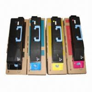 Remanufactured Color Toner Cartridges with C/M/Y/K Color for Kyoceramita TK865