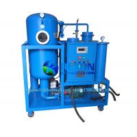 Quality Vacuum Lube Oil Purifier Machine to Clean Used Industrial Oil wholesale
