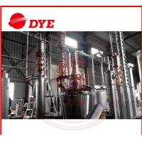 Quality 500Gal Stainless Steel Vodka Alcohol Distiller Equipment Commercial wholesale