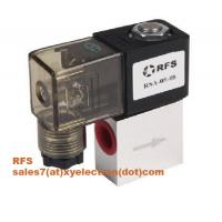 China 0-150mbar Low Pressure Solenoid Valves - In Line inlet and outlet on sale