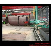 Quality Weld Column And Boom Welding Manipulators 7 * 7m Stationary Type With Flux And Recycle Unit wholesale