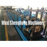 Quality Metal Cable Tray Roll Forming Machine with Hydraulic Cutting System wholesale