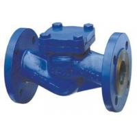 Quality Din Cast Steel Check Valve Swing Disc Lift Disc Good Sealing Performance wholesale