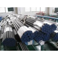 China ST52 , ST52.4 Carbon Steel Hydraulic Fuel Line Tubing , Cold Drawn Seamless Steel Tube on sale