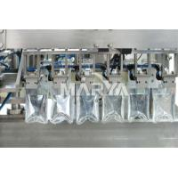 Quality Compact Structure Aseptic Bag Filler , Liquid Filling Machine Pharmaceutical wholesale