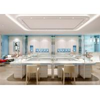 Quality Modern Showroom Display Cases / Jewellery Shop Display Cabinets wholesale