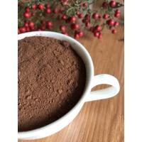 Quality High Fat Pure Organic Cocoa Powder With Expanding Blood Vessels Function wholesale