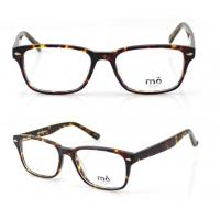 Quality Lightweight Brown Fashion Acetate Optical Frames For Women With Demo Lens wholesale