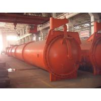Quality Industrial Autoclave For AAC Plant wholesale