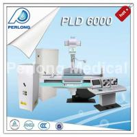 Quality 200mA Chinese High Frequency digital X-ray machine| digital surgical x ray system PLD6000 wholesale