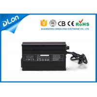 China fast electric scooter off board 5A 48V charger for 21ah batteries lead acid charger 110v/220volt on sale