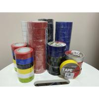 China Colorful Fire Retardant Electrical Tape , Insulation Pvc Tape Multi Purpose on sale