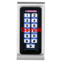 Cheap 12VDC Security Standalone Door Access Control for sale
