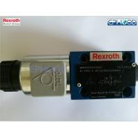 China Original M-3SED Rexroth Solenoid Valve Directional Seat Valve With Solenoid Actuation on sale