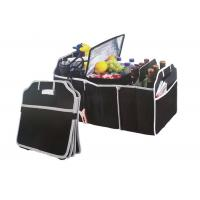 Quality Durable Vehicle Trunk Organizer / Large Trunk Organizer For Cars Different Colors wholesale