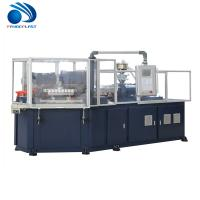 Quality Durable Injection Blow Molding Machine Making Plastic Jar , Injection Blow Moulding Machine wholesale