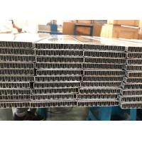 Quality High Frequency Welded 4343 / 3003 / 4343 Aluminum Tube For Charge Air Coolers wholesale
