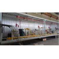 Quality 23000L Steel LPG Skid Station With Filling System And Storage Tanker wholesale