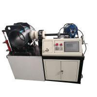 China Thermoplastic Welding Fusion Equipment Heat Fusion Machine For Welding Saddle Shaped Pipe Fittings on sale