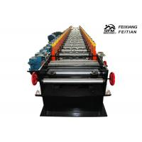 Quality Reliable Sandwich Panel Roll Forming Machine / Heavy Truck Frame Machine For Container wholesale