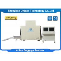 Quality X Ray Large Baggage And Parcel Bag Checking Machine With High / Low Energy wholesale