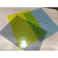 Quality Thin Color Transparent Uv Protection Window Film With 99.9% Anti Uv Rate wholesale