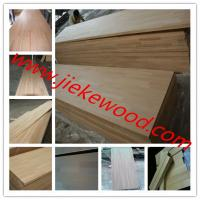 China beech  finger-jointed  panels on sale