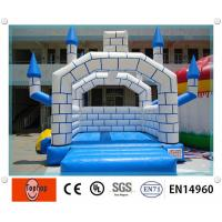 Quality 0.55mm PVC Inflatable Castle , Inflatable Jumping Castle , Inflatable Bouncy Castle wholesale