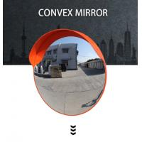 Quality 30-100cm Traffic Safety Custom Convex Mirror Expand View For Road Corner wholesale