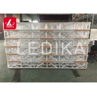 China 2019 Top Quality OEM Aluminum Square Truss Trade Show Display on sale