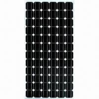 China Monocrystalline Solar Panel Module with 165W Power and 6 x 12 Cells High Efficiency on sale