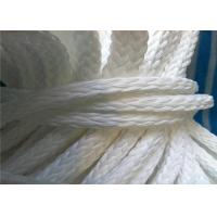 Quality PP PE hellow braid rope from 4mm to 16mm white or colors can supply wholesale