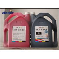 Quality Infinity Sk4 Seiko Solvent Ink / Challenger Sk4 Eco Solvent Printer Ink For Spt Printhead wholesale