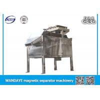 Quality Stainless Steel Slon Magnetic Separator , Automatic Magnetic Separator wholesale