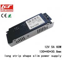 Quality Long Strip LED Power Supply Constant Current 5A 47~ 63HZ Output Frequency wholesale