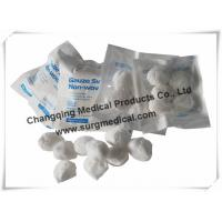 Quality Round Non woven Gauze Dressing  Balls Absorb For Medical Healthcare Cosmetic wholesale